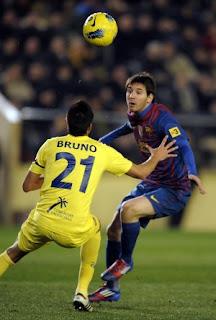 Resultado Partido Villarreal Vs Barcelona