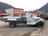 Silverton Brewery truck