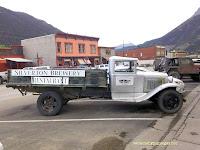 Silverton Brewery truck