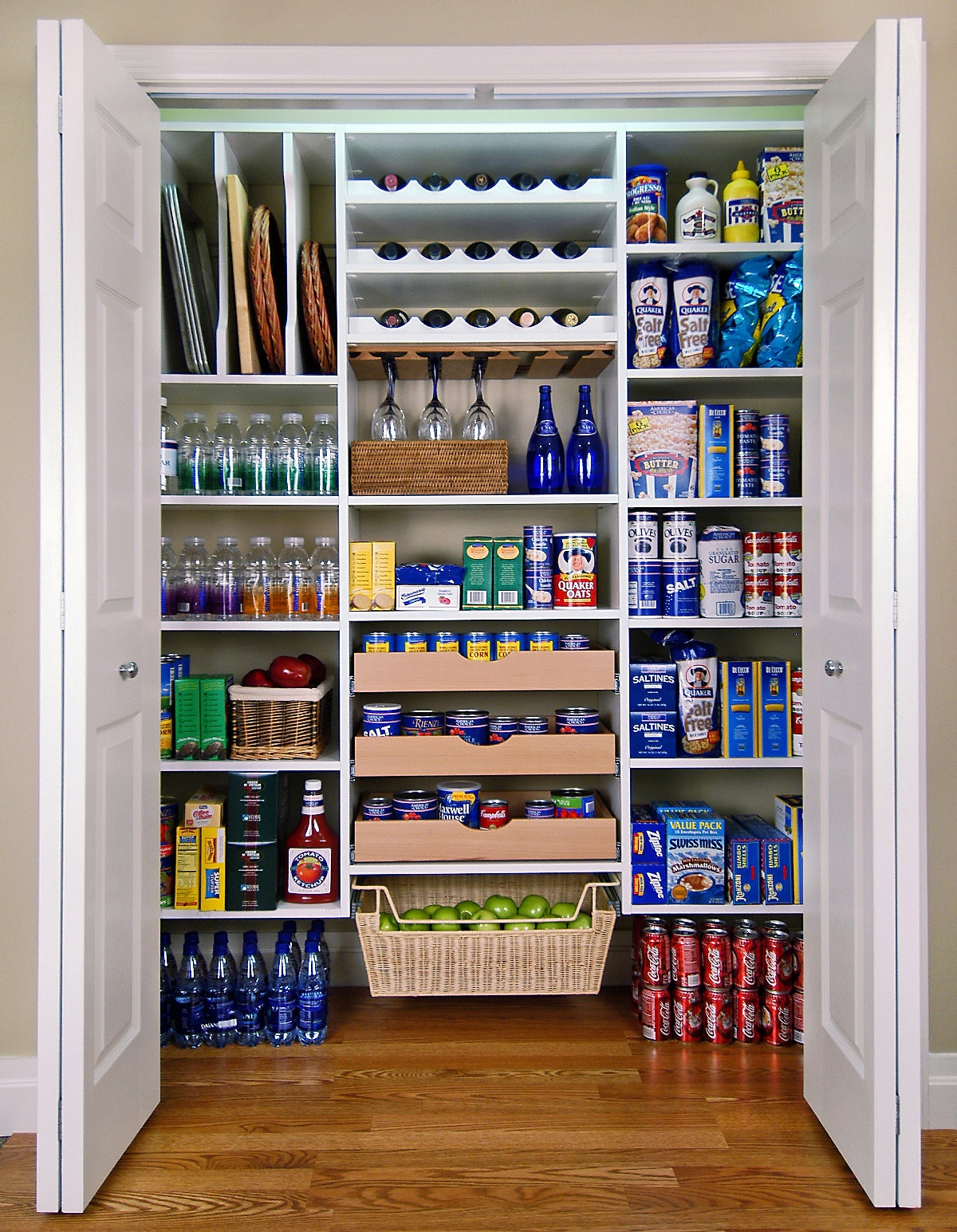 The glamorous Kitchen storage pantry cabinet picture photograph