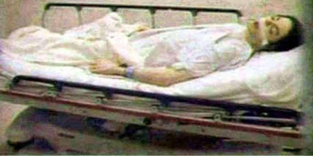 Mãe de Michael Jackson diz que morte do filho foi uma tentativa de enganar o Mundo.  Michael-Jackson-Body3-1024x510