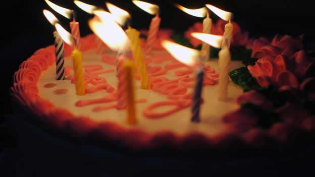 Feliz Cumpleaños Hasta El Cielo! – Páginas Sueltas y de Colores