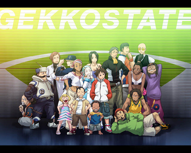 the crew of Gekkostate
