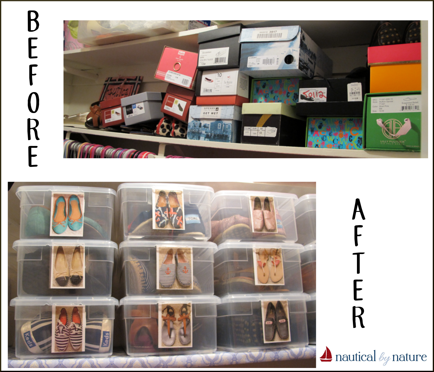 How To Organize Shoes Joy Studio Design Gallery Best