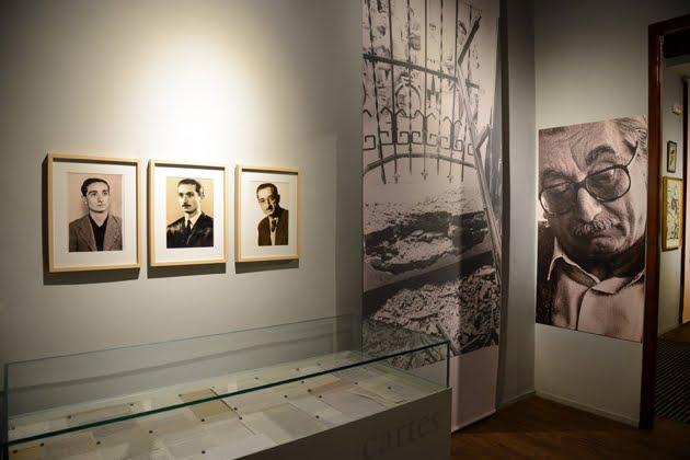 Visita a la Casa-Mueu de Joan Fuster