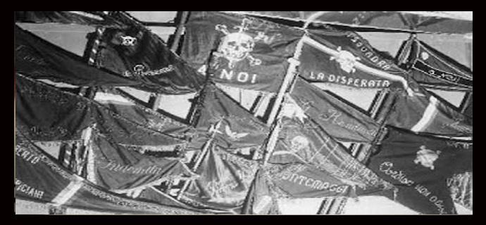 LE SQUADRE D' AZIONE DAL 1919 al 1922