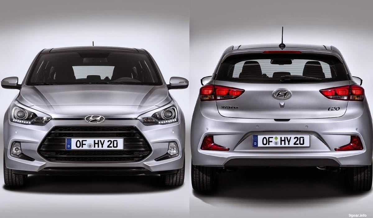 2015 Hyundai I20 Coupe 1 0l Three Cylinder Turbo Car Reviews New