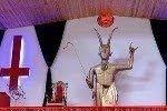 O nouă Biserică a lui Lucifer inaugurată în Columbia. Galerie Foto