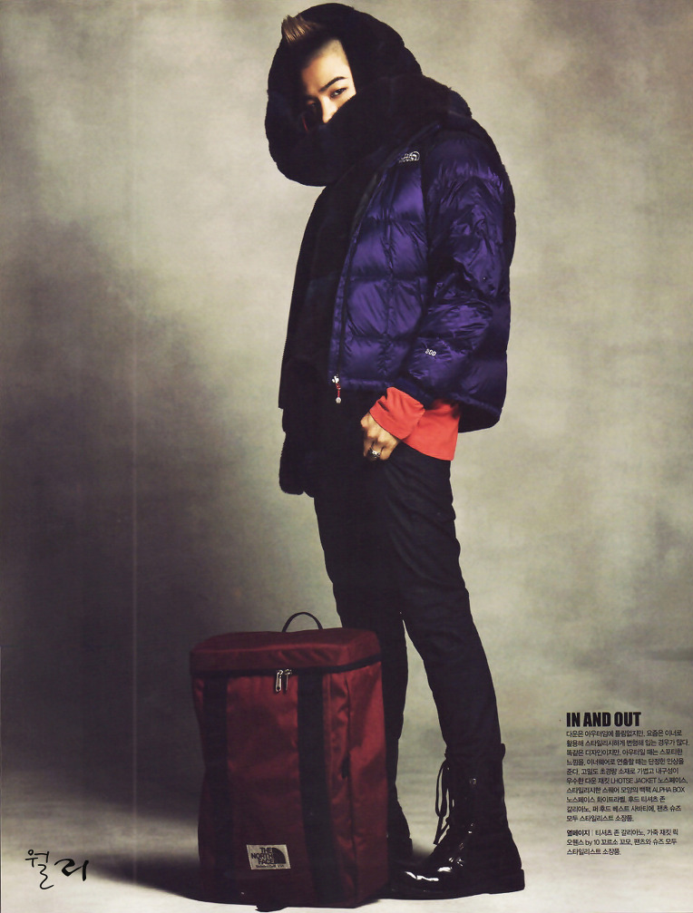 Taeyang  Photos Taeyang-North-Face-Singles-Magazine_007