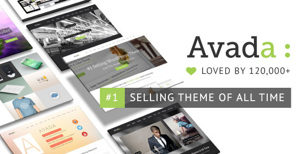 Avada v3.9 Responsive Multi-Purpose Theme