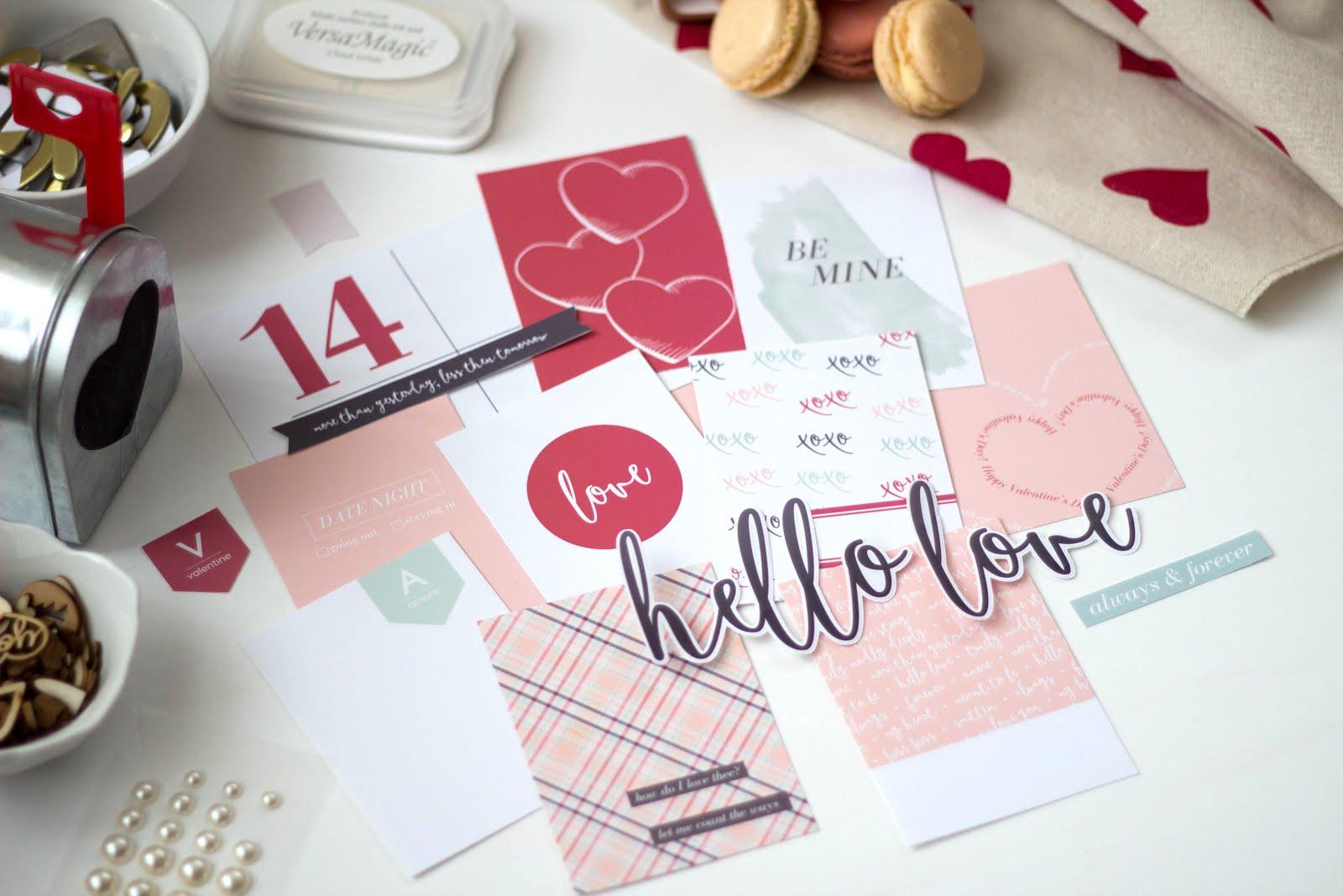 Scrapbook kits wedding