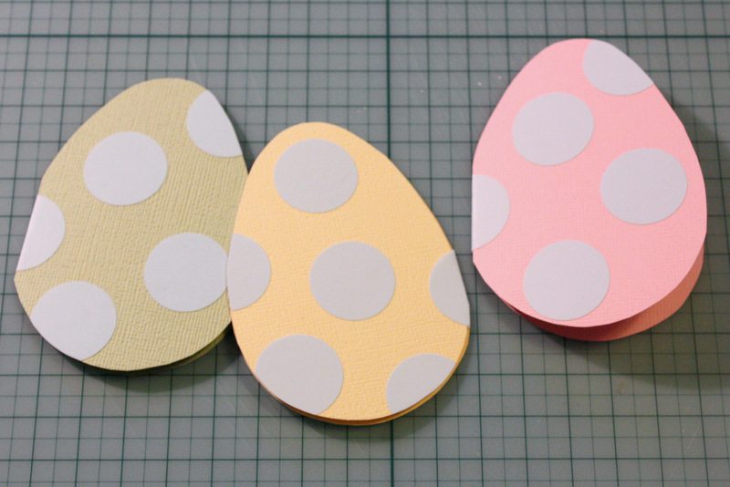 Card Making Ideas For Easter Part - 50: Brinner : Easter Egg Card DIY