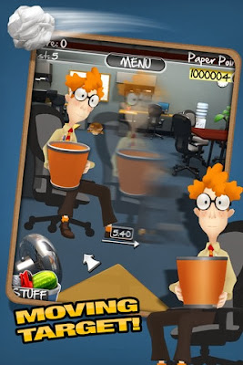 Paper Toss 2.0 Android apk free download