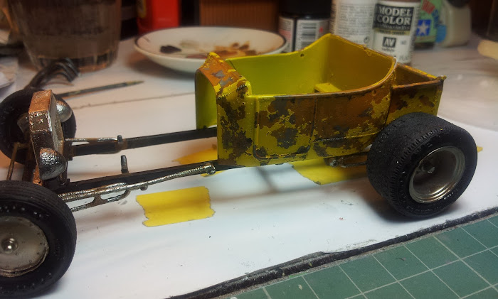 Ford T-Bucket 1925 Rat Rod 20150708_191542