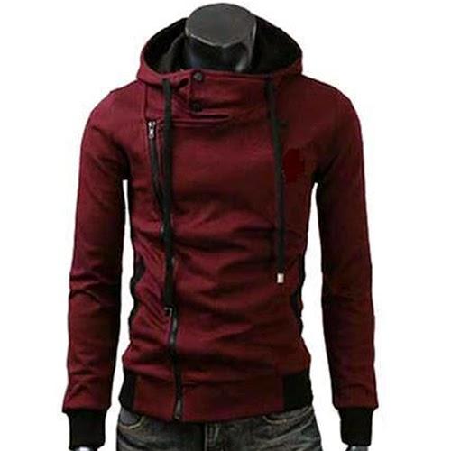 Jaket Harakiri Merah Marun