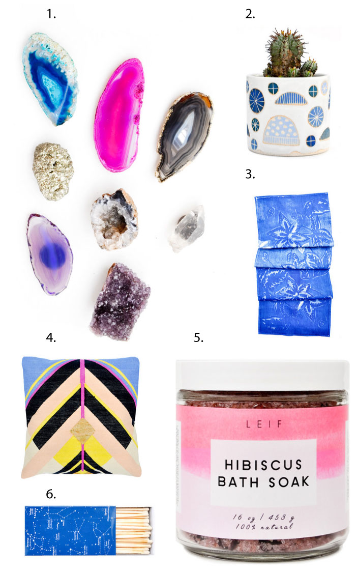2015 Gift Guide | For the Homebody