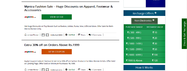 Myntra+Offers+Deals+Coupons+India+2014