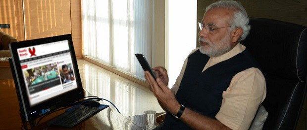 Social Media and the Spectacular Victory of Narendra Modi [Case Study]