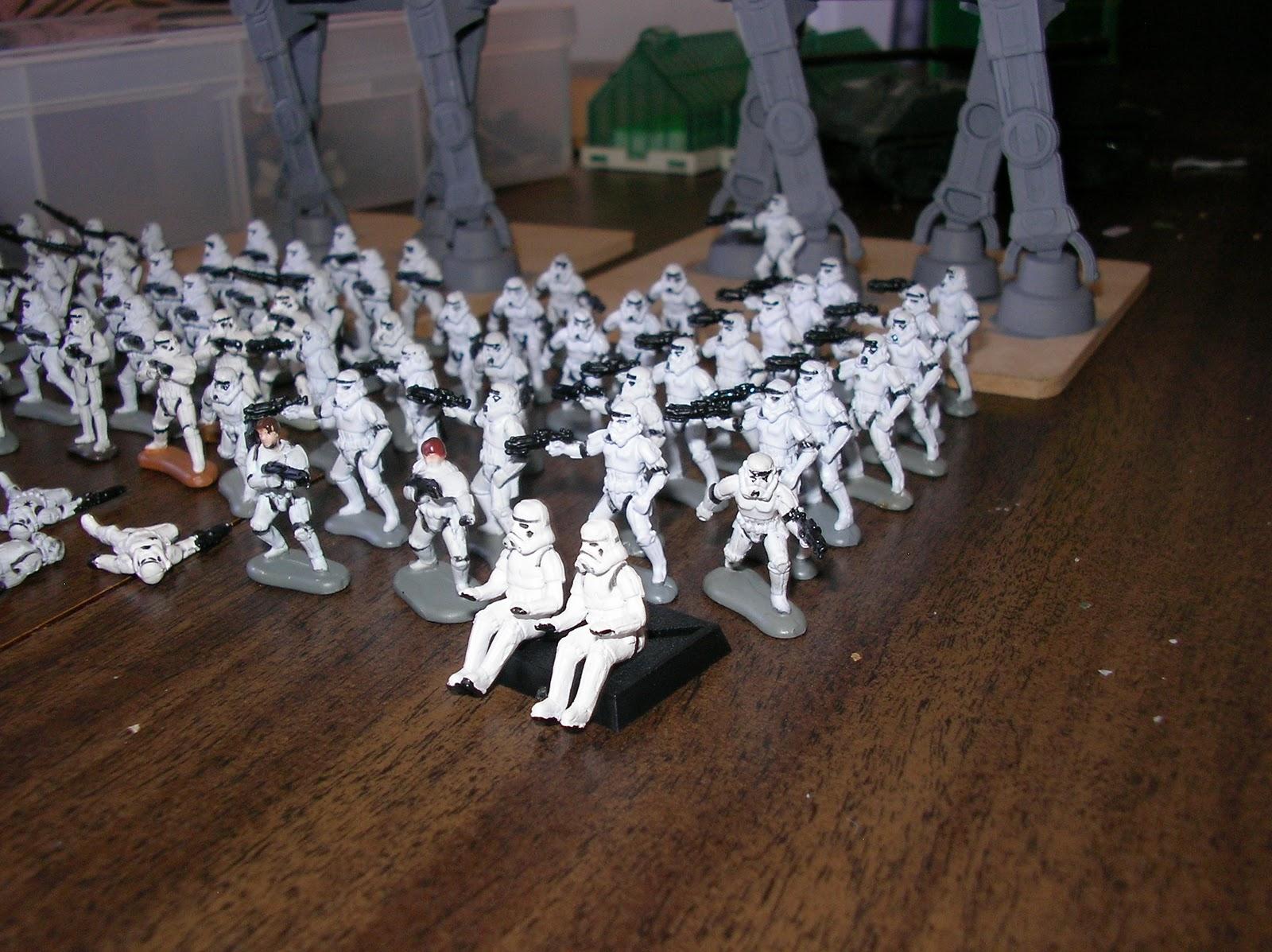figurine star wars  Bidiris