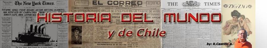 Historia del Mundo y de Chile