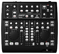 Struktur Audio Mixer