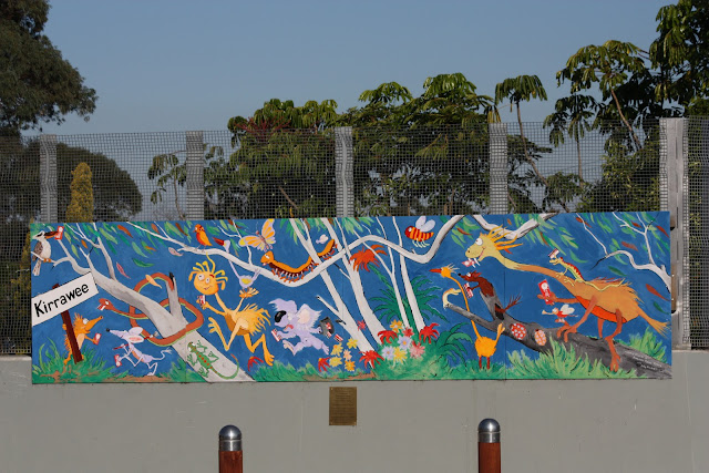 Sydney city and suburbs kirrawee mural for Concerts at the mural
