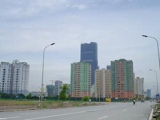 Pictures of Hanoi - Hanoi's Skyline (Vietnam)
