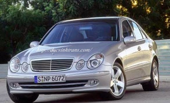 Cho thuê xe cưới Mercedes E200