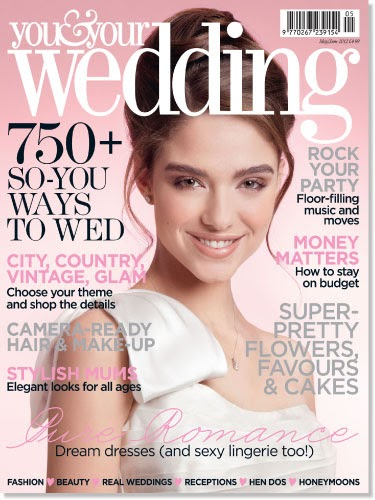 product pink bride magazine