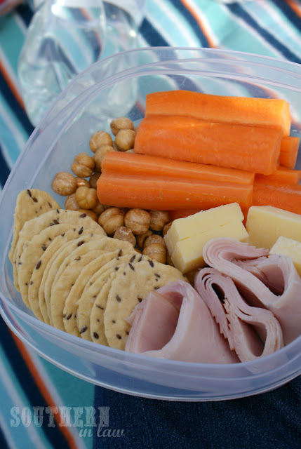 Healthy Gluten Free Picnic Lunch Ideas