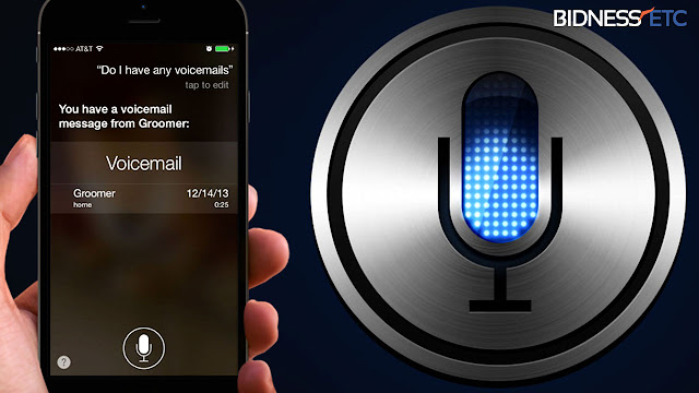 Apple Voice Mail Service
