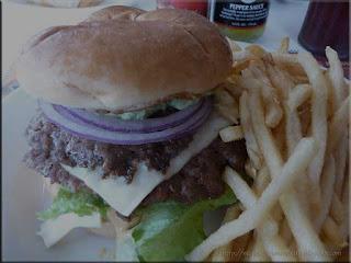 guacomole steak burger