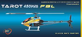Tarot 450 FBL