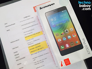 Install TWRP Dan Root Lenovo A7000-Plus Lollipop