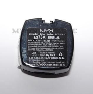 Sombra Nyx Sensual 2