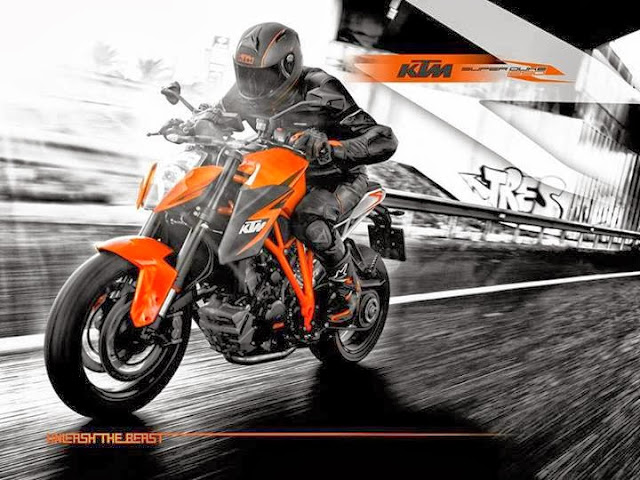 """KTM 1290 Super Duke R"" Specs (Official) 2014 KTM 1290 Super Duke R Photos 