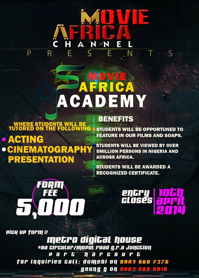 MOVIE AFRICA ACADEMY