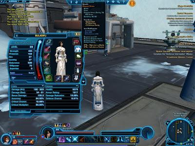 SWTOR - Custom Chest Armor