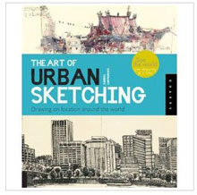 Urban Sketch Book (In bookstores NOW!)