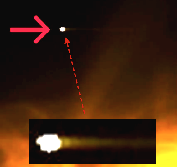Giant Moon Sized UFO Caught Near The Sun, UFO Sightings