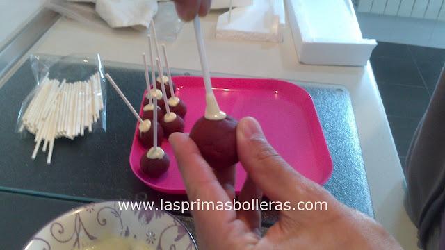 Cómo hacer cakepops