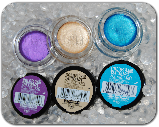 maybelline-color-tattoo-cream-eyeshadow-sombra-crema-24-horas-larga-duracion-endless-purple-15-turquoise-forever-20-eternal-gold-05-on-an-bronze-35-eternal-silver-50-timeless-black-60-swatches-aplicadas-alta-pigmentacion-NY-el-corte-ingles-mercadona