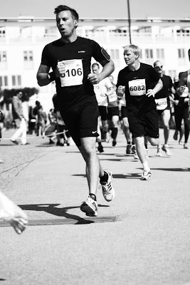 kori squirrel running sock malmö milen 2013