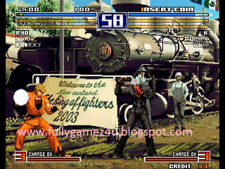 Download The King Of Fighter 2003 Game 1005 Working
