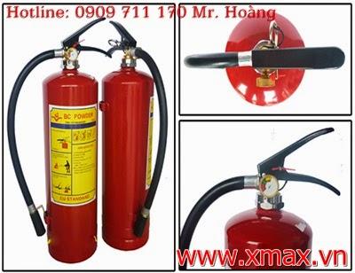 Cung cấp các loại bình chữa cháy và phụ kiện thiết bị pccc giá rẻ Seasion 14