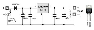 Low Dropout 5V Voltage Regulator