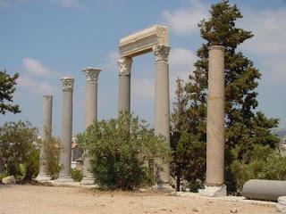 Byblos Lebanon 10 Kota Bersejarah Terkenal Di Dunia