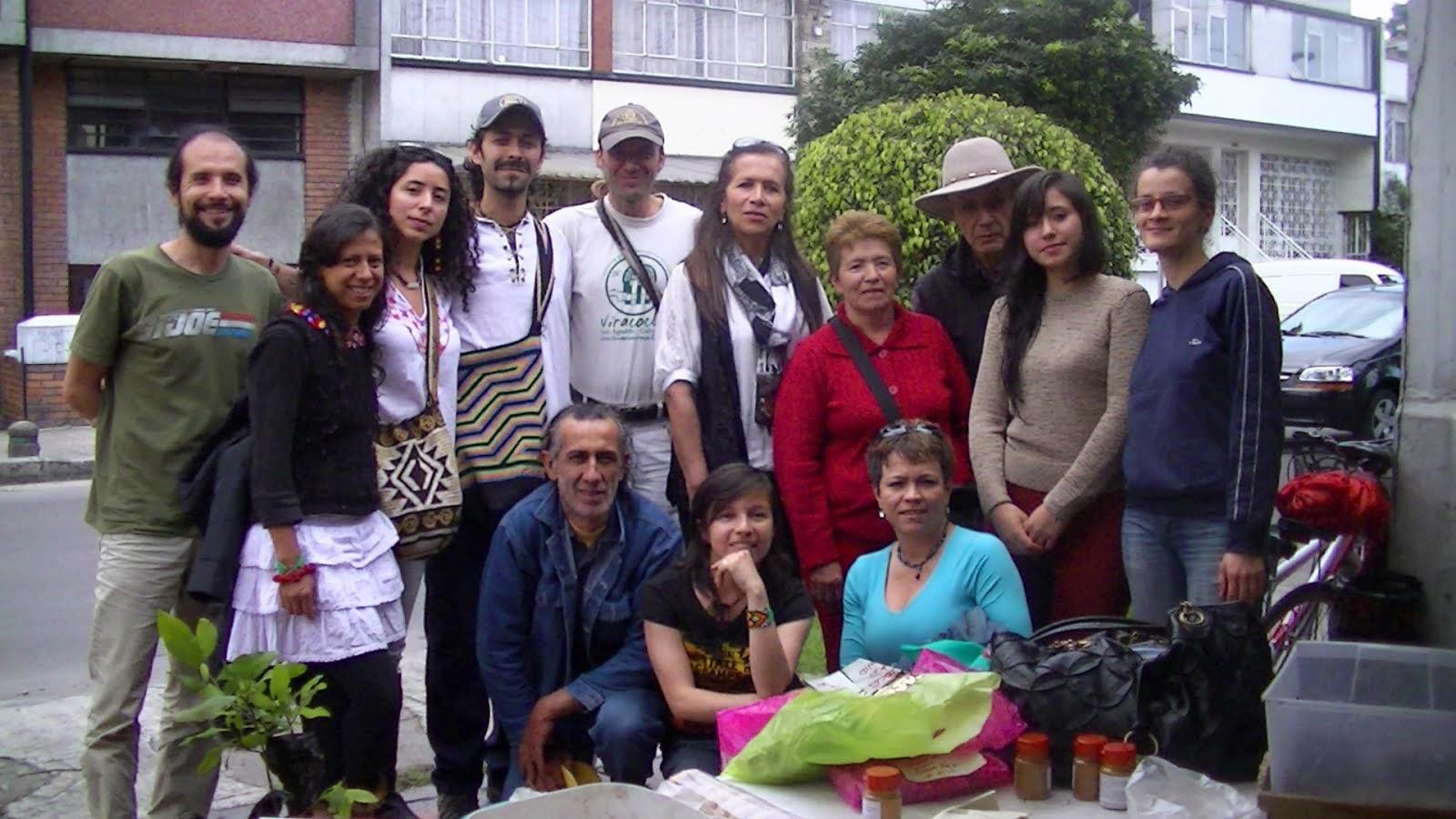 Encuentro de Saberes y Sabores Bogotá, Colombia