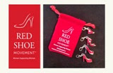 Entérate del Red Shoe Movement!