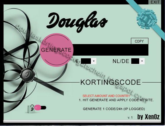 douglas code 5